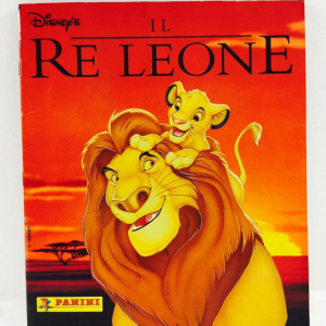 - Album Figurine Panini Il Re Leone 1994