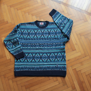 Maglione anni '80 Robe di Kappa