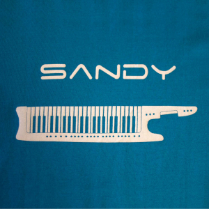 SANDY MARTON KEYBOARD T-SHIRT