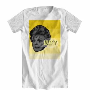 - WTF? JESSICA FLETCHER - original p-shirt