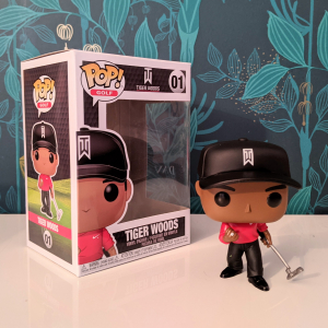- FUNKO POP / TIGER WOODS