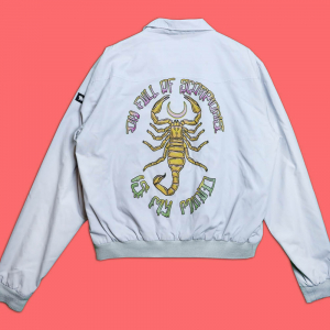 Giacca Bomber Lonsdale grigia M/L