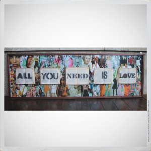 - ALL YOU NEED IS LOVE II