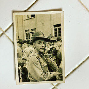 - Foto soldato