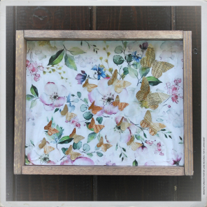 - BUTTERFLIES & FLOWERS II