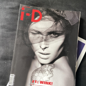 - i - D magazine issue 300