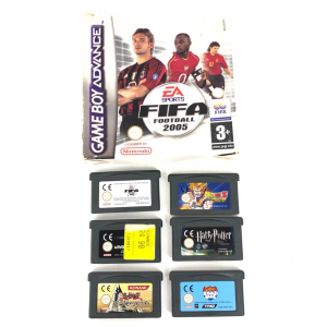 - Giochi Game Boy Advance Nintendo 6 Giochi