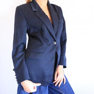 - Blazer Blu vintage