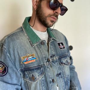 - giacca vintage Ralph Lauren
