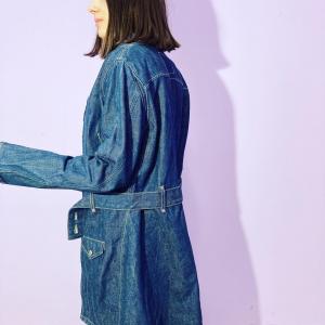 - giacca in denim primaverile