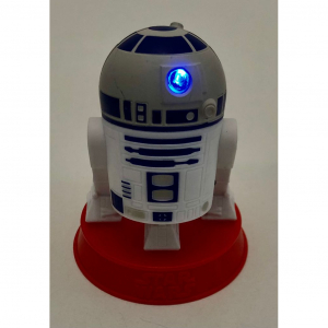 - Star Wars Euro Spin Flash Heroes R2-D2
