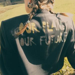 - Blazer OUR PLANET