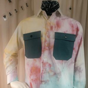 - Camicia Unicorno Fluo