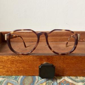 Montatura occhiale vintage tartaruga Giorgio Armani