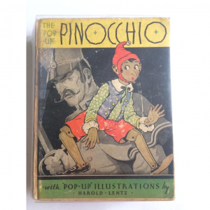 - Libro The POP-UP Pinocchio with POP-UP 1932
