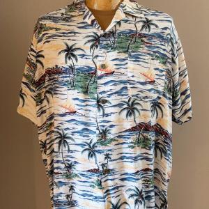 Camicia hawaiana vintage