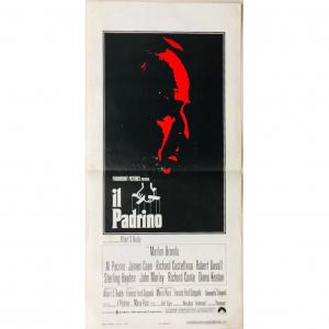 - Locandina di Cinema originale d'epoca - Il Padrino