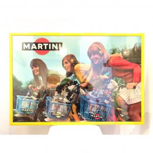Stampa pubblicitaria Martini (3 Ragazze)
