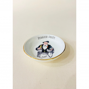 - Posacenere in ceramica Pierrer-Jouet Champagne