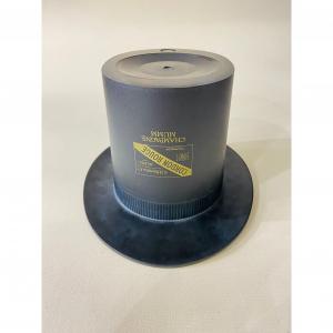 - Portaghiaccio a forma di cilindro pubblicitario Champagne Mumm Cordon Rouge
