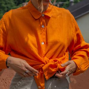 - Camicia Vintage Lino