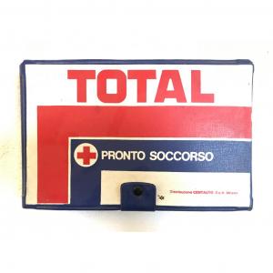 - Cassetta pronto soccorso per auto Total