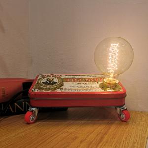 - Lampada latta Krumiri 1960
