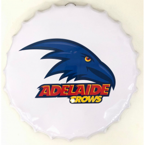 - Insegna Adelaide Crows in Metallo