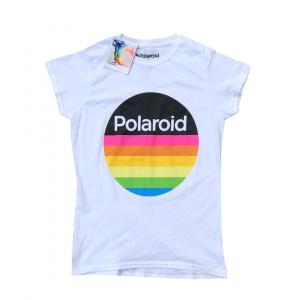 - 00's Womens POLAROID Tee | T-shirt Donna POLAROID inizio 2000