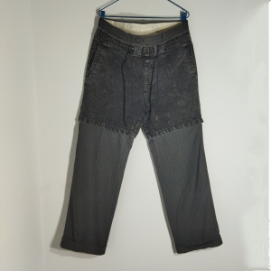 - GREY SUMMER DREAMING TROUSERS
