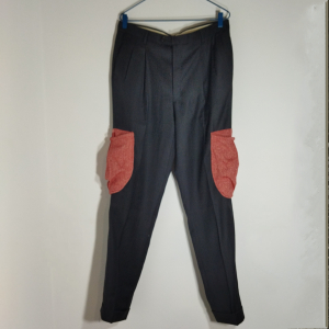 - MAXI POCKETS TROUSERS