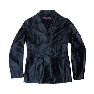 - 80s Womens Safari Leather Jacket | Sahariana Donna in Pelle anni 80