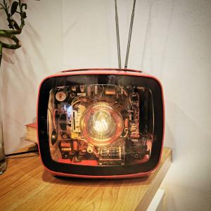 - Lampada televisione Grundig anno 1975