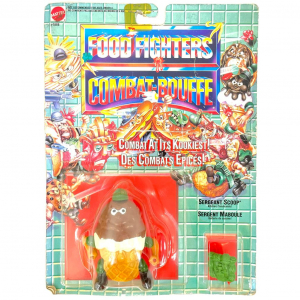 - Food Fighters Combat-Bouffet Anni 90