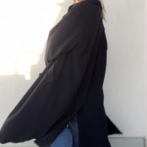 - Cappotto doppiopetto vintage