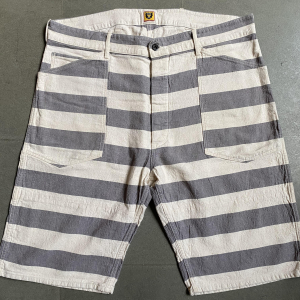 - Human Made cotton bermuda shorts