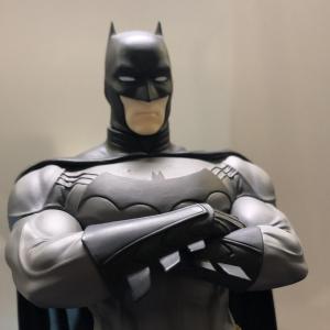 - Batman, action figure, raro, edizione limitata da collezione, con 3 teste intercambiabili