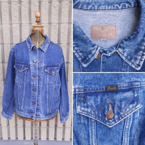 Giubbotto Jeans Wrangler