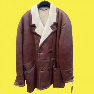 - Shearling coat