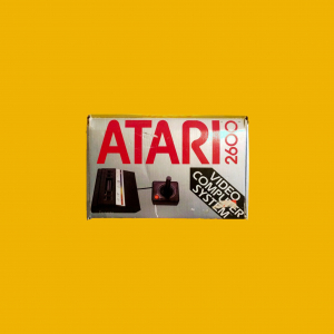 - ATARI 2600 (boxed)