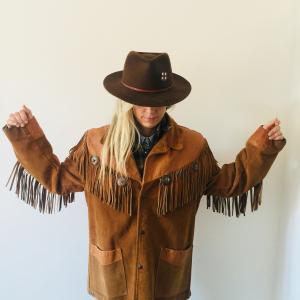 Schott Western Ladies Jacket
