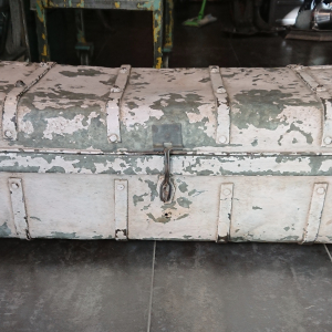 - Valigia in ferro