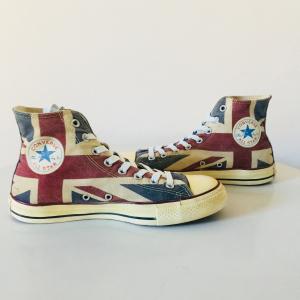 Converse Union Jack