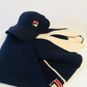 Maglione e cappello  Fila