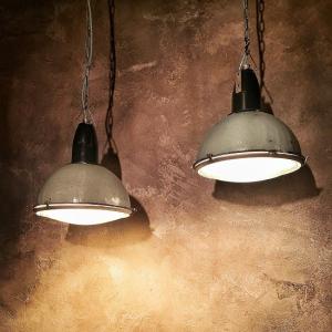 Lampada industriale vintage