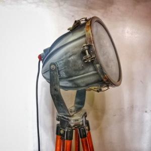 - Faro industriale vintage