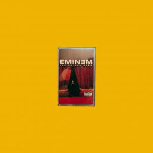 The eminem show - audiocassetta tape