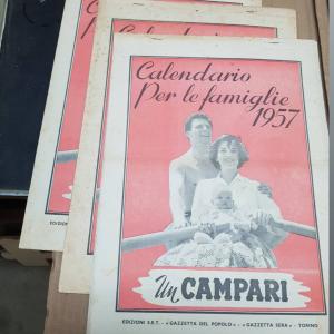 Calendario CAMPARI