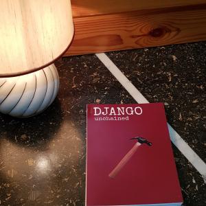 - Django Unchained, Quentin Tarantino, 2012