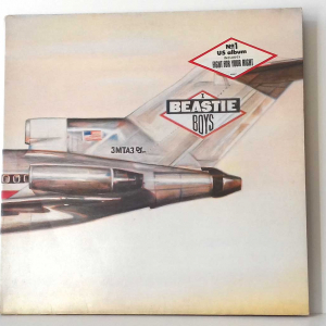 BEASTIE BOYS Licensed to Ill - Def Jam 450.062-1 (NL)